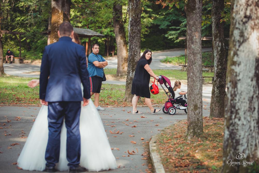 Сватбена фотография Вършец