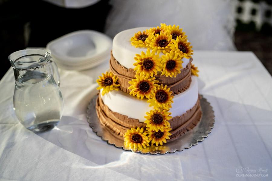 Сватба в ресторант На върха